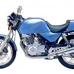 Honda XBR500 (1985-89)