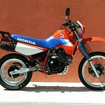 Honda XL600RM (1988)