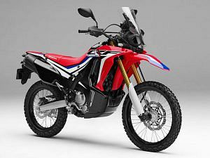 Honda CRF 250 Rally (2018)