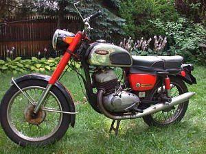 Jawa 250 California (1968)