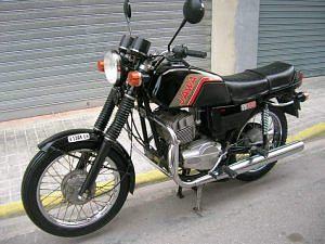 Jawa 350 TS (1987)