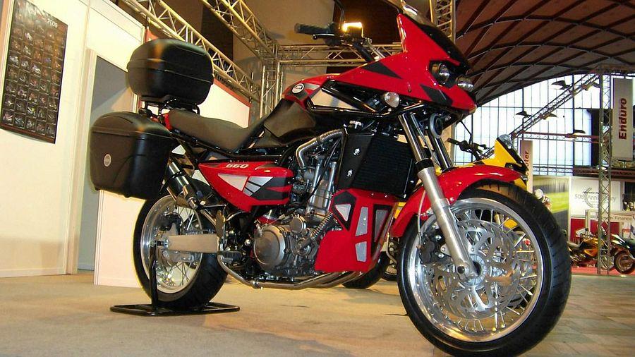 Jawa 660 Sportard (2014)