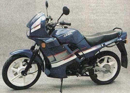 Jawa 420 Prototype (1982)