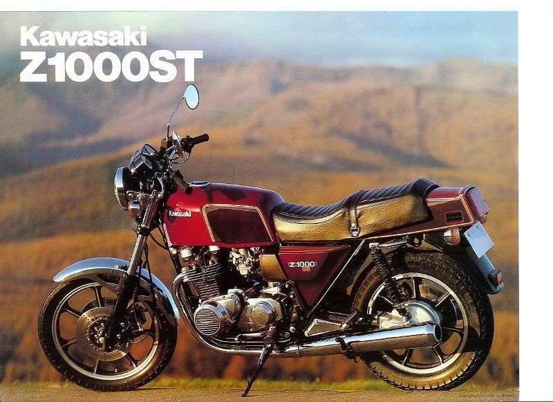 Kawasaki Z1000ST (1980)