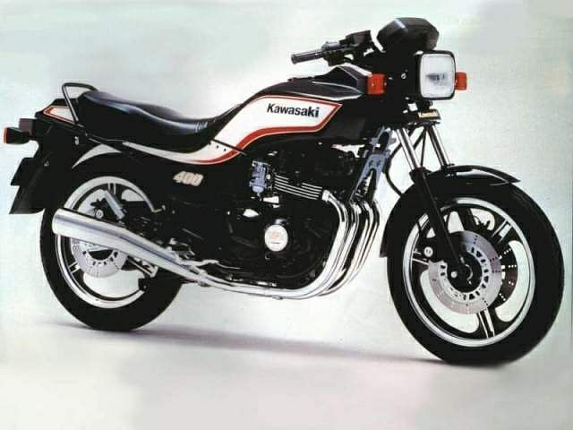 Kawasaki Z400F (1983)