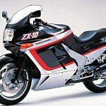 Kawasaki ZX10 (1988)