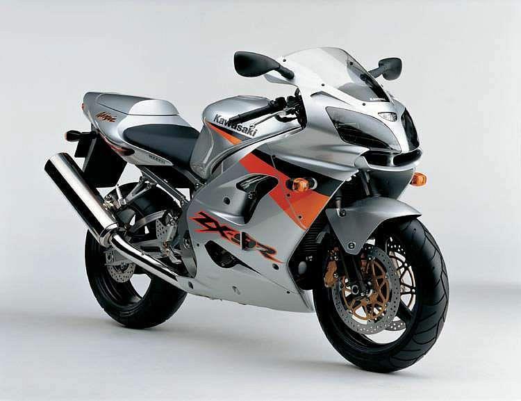 Kawasaki ZX9R (2003)