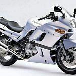 Kawasaki ZZR400 (2000-01)