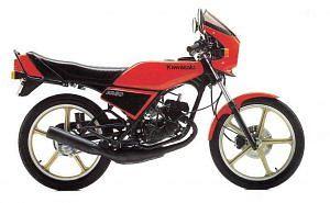 Kawasaki AR80 (1981-83)