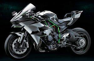 Kawasaki Ninja H2R (2016)