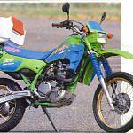 Kawasaki KLR 600 (1988)