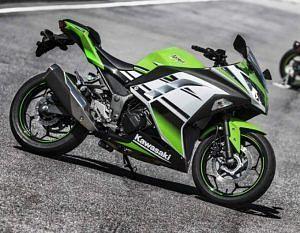 Kawasaki Ninja 300SE (2014)
