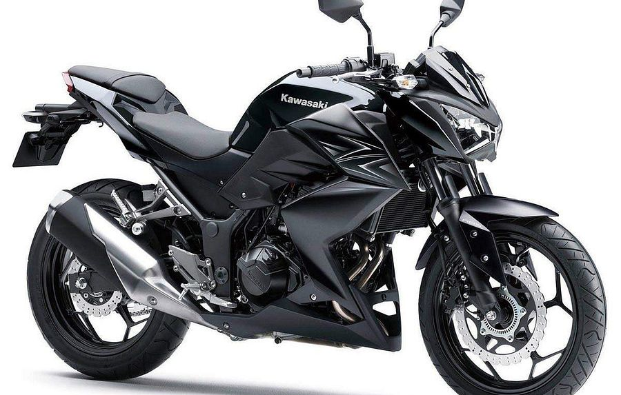 Kawasaki Z250 2018 (2017-18)