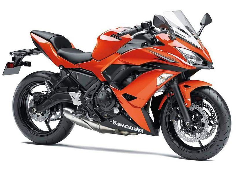Kawasaki Ninja 650 (2017-18)