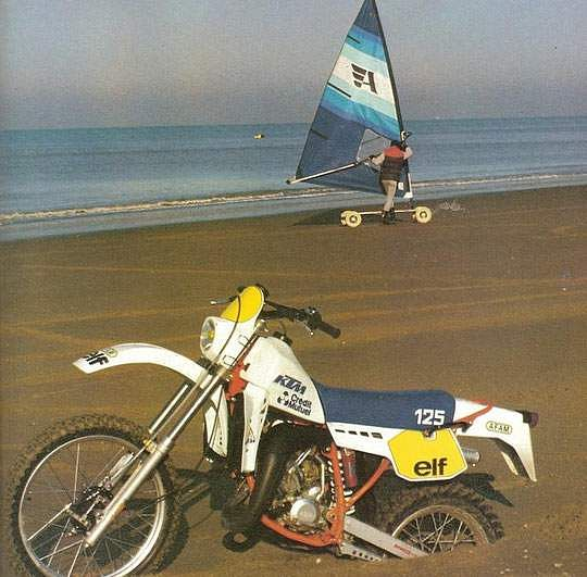 KTM 125 GS Enduro (1990-96)