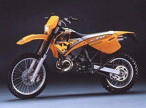 KTM 360 EXC Enduro (1995-96)