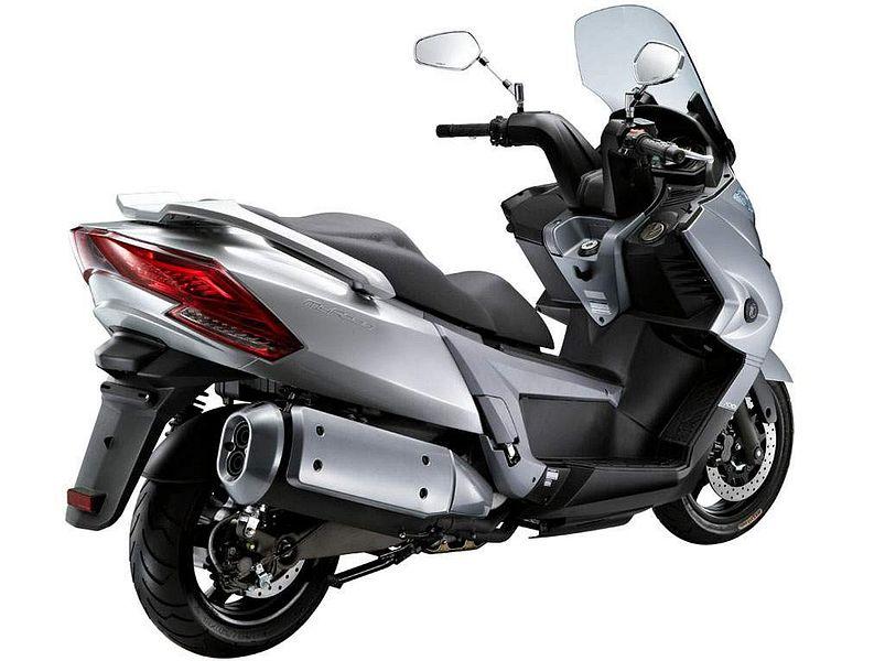 Kymco Myroad 300i (2015-16)