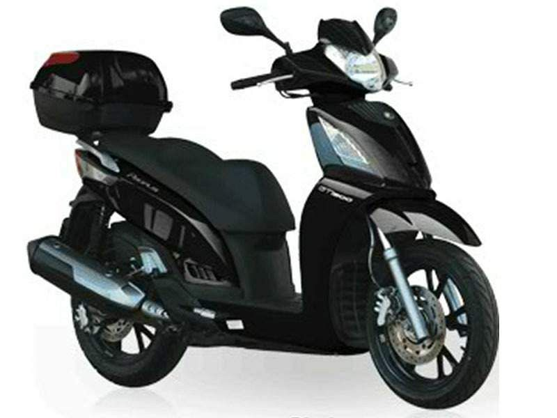 Kymco People GT 300i (2015)