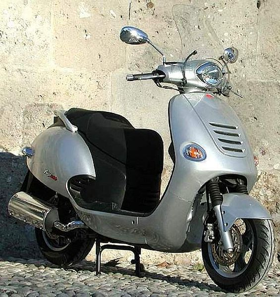 Kymco YUP 250 (2003-07)
