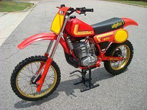 Maico 490 Alpha 1 (1982)