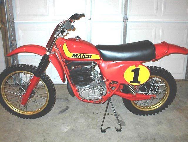 Maico Enduro 250 (1979)