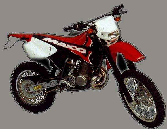 Maico Enduro 380 (2003-05)