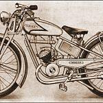 Maico F100 Piccolo / Derby (1934-39)