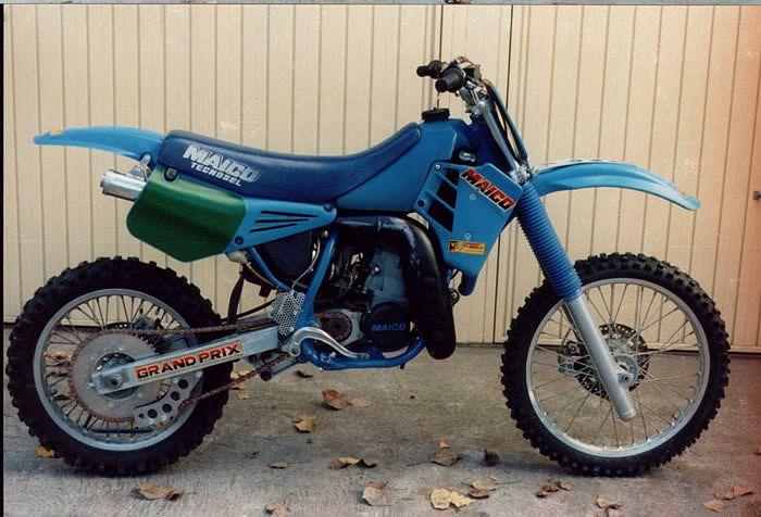 Maico GP 250E (1986)