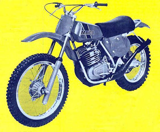 Maico GP400 (1977-87)