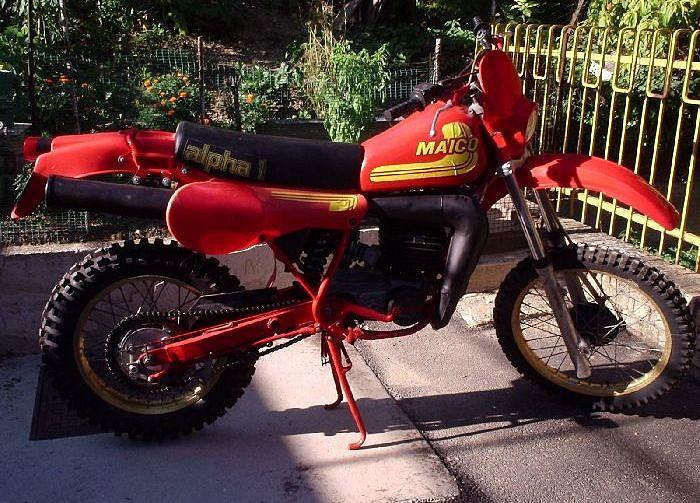 Maico GS 250 (1991-92)