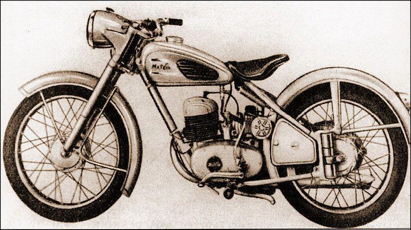 Maico M200 (1951-56)