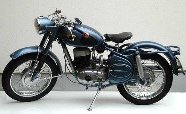 Maico M250 B (1960)
