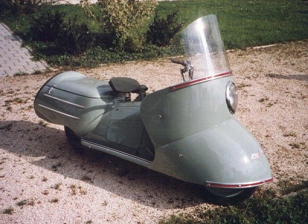 Maico Mobil (1950-58)