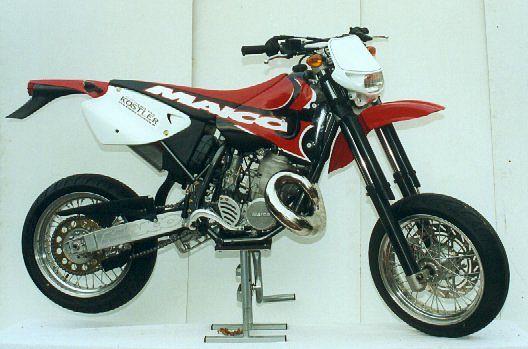 Maico Supermoto 320 (2003-2007)