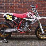 Maico Supermoto 380 (2003-05)