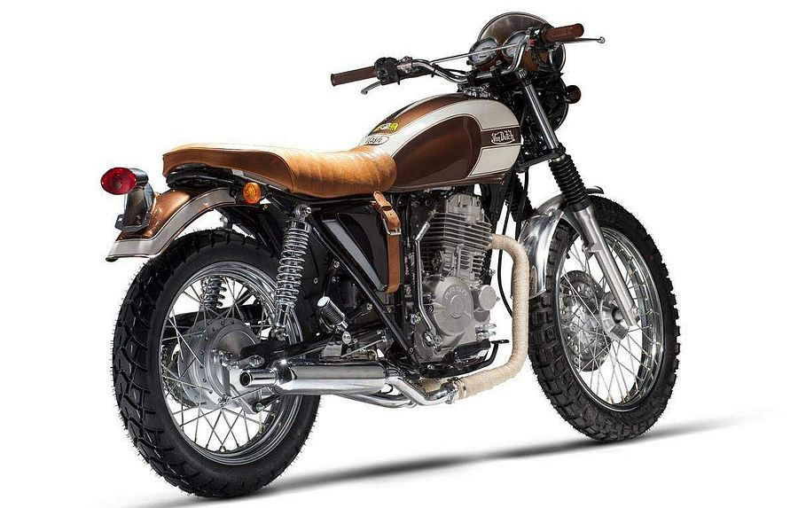 Mash FlatTracker Von Dutch 400 (2016)