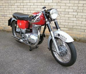 Matchless G2 CSR (1962-65)