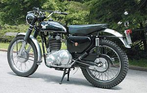 Matchless G85 CS (1964-69)