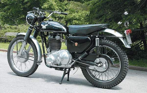 Matchless G85 CS (1964-69)