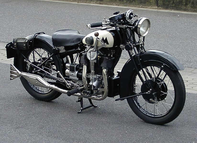 Matchless Silver Hawk (1931-35)