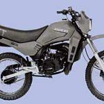 Moto Guzzi 125TT Tutteterano (1985)