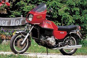 Moto Shifty 900 (1977-82)