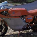 MV Agusta 832 Monza (1977)