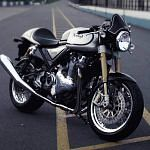 Norton Commando 961 cafe racer (2014-14)