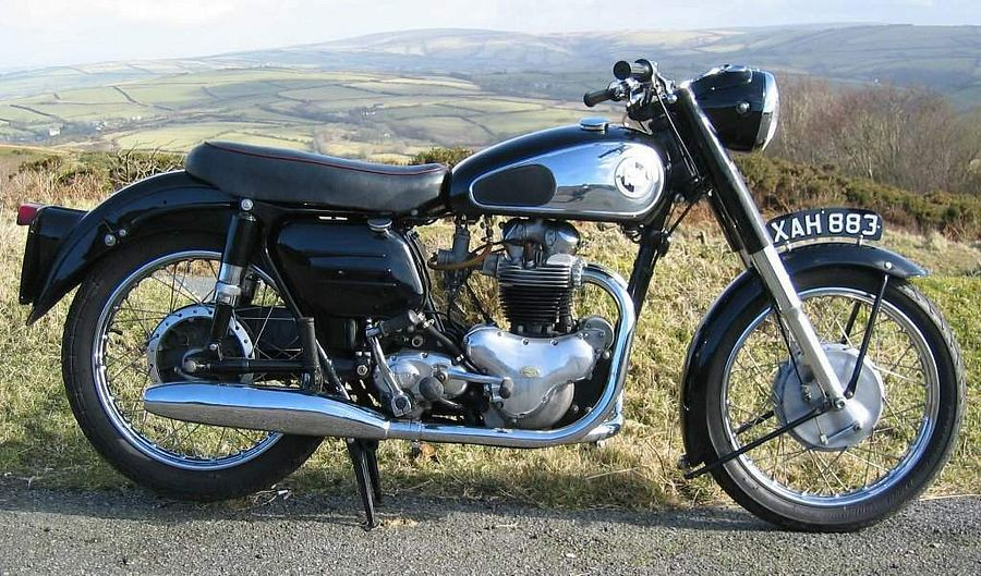 Norton Dominator 77 (1957-58)
