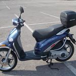 PIaggio LT 150 (2003-04)