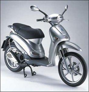 PIaggio LT 50 (2003-2004)
