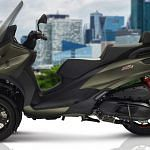 Piaggio MP3 300 Sport / Business ABS ASR (2018)