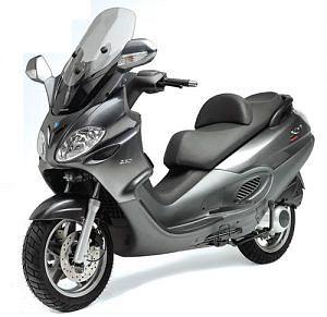 PIaggio X9 (2005-13)
