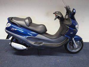 PIaggio X9 125 (2005-13)